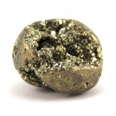 Pyrite polie 2,5 à 3 cm, 20 à 30 g
