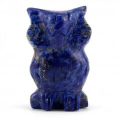 Hibou Lapis Lazuli 13,6g pièce unique
