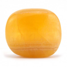 Pierre de Calcite orange