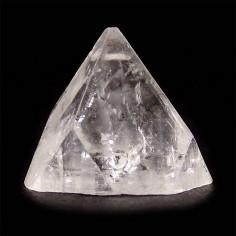 Apophyllite blanche (pointe) 1,5 à 2 cm