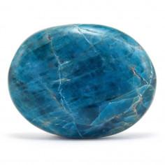 Apatite bleue Extra en palet 3,5 x 3 cm, 20 à 25 g