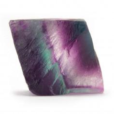 Fluorine octaèdre violette 2,5 à 3 cm, 10 à 15 g (Fluorite)