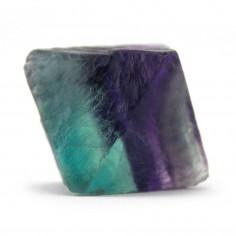 Fluorine octaèdre violette 2 à 2,5 cm, 5 à 10 g (Fluorite)