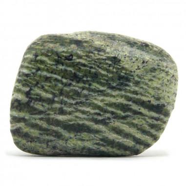 Serpentine Oeil d'argent 2,5 à 3 cm, 10 à 15 g