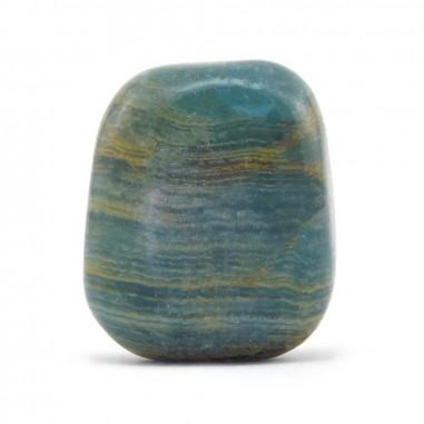 Aragonite bleue 2,5 à 3 cm, 15 à 20 g