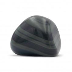 Obsidienne platinium 2,5 à 3 cm, 10 à 15 g