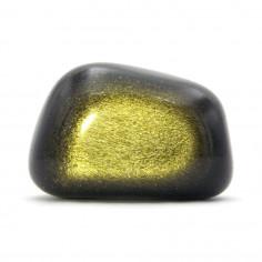 Obsidienne dorée Extra 2,5 à 3 cm, 10 à 15 g