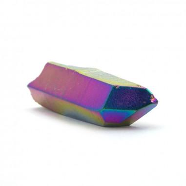 Quartz titane aura Arc-en-ciel 4 à 5 cm, 5 à 10 g