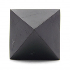 Shungite octaèdre 5 x 5 cm, 75 g