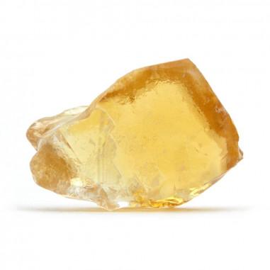 Calcite miel brut 2,5 à 3 cm, 10 à 15 g