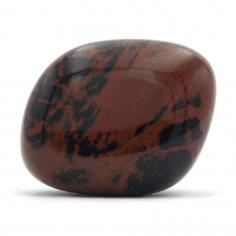 Obsidienne acajou 2,5 à 3 cm, 10 à 15 g
