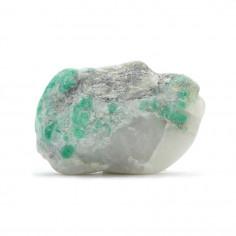 Émeraude sur quartz B 2 à 2,5 cm, 5 à 10 g