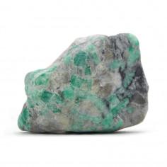 Émeraude sur quartz B 2,5 à 3 cm, 10 à 15 g