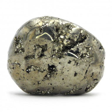 Pyrite polie 3 à 4 cm, 50 à 70 g