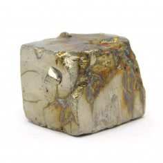 Pyrite cubique B 2,5 à 3 cm, 40 à 60 g