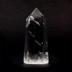 Pointe de Cristal de roche extra 4,5 à 5 cm