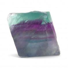Fluorine octaèdre violette 3 à 3,5 cm, 15 à 25 g (Fluorite)