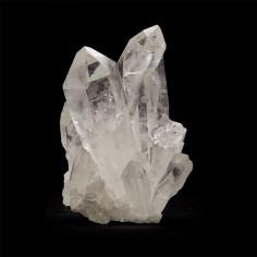Amas cristallin, cristal de roche, 4 à 5 cm 30 à 50 g