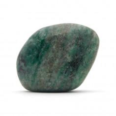 pierre roulée de fuschite