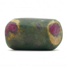 Rubis Fuschite 3,5 à 4 cm, 25 à 35 g (Rubis sur Zoïsite)