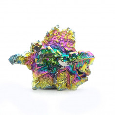 Bismuth cristallisé 43,6 g pièce unique