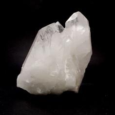 Amas cristallin, cristal de roche 616,1 g pièce unique