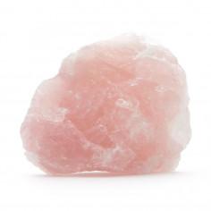 Quartz rose brut 5 à 6 cm, 100 à 150 g