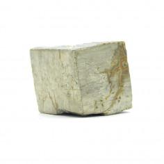 Pyrite cubique 118,4 g pièce unique