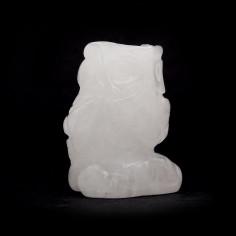 Hibou en Cristal de roche 3,5 cm