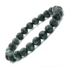 Bracelet en Séraphinite Extra perles 8 mm