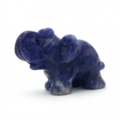 Éléphant en Sodalite 4 cm