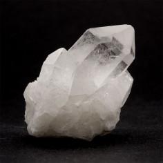Amas cristallin, cristal de roche 3,5 à 4 cm 15 à 20 g