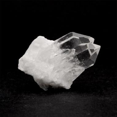 Amas cristallin, cristal de roche 3 cm 5 à 10 g