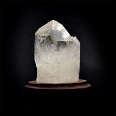 Amas cristallin, cristal de roche 254 g pièce unique