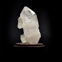 Amas cristallin, cristal de roche 192 g pièce unique