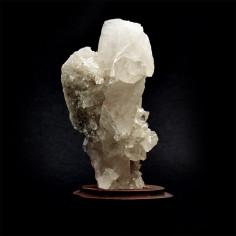 Amas cristallin, cristal de roche 264 g pièce unique