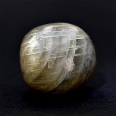 Pierre de Lune noire Madagascar 2,5 à 3 cm, 15 à 20 g