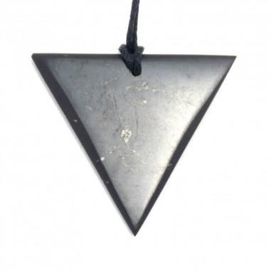 Pendentif triangle femme