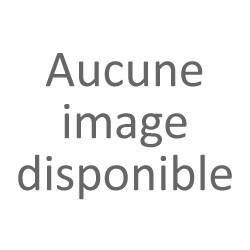Pointe Quartz Angel aura (traitement argent et platine) 5 à 6 cm 50 à 65 g